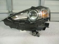2014,2015,2016 Lexus IS250, IS350, IS200t Left Xenon, AFS Headlight(OEM)