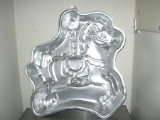 Wilton Cake Pan: Carousel Horse (2105-6507,1990)