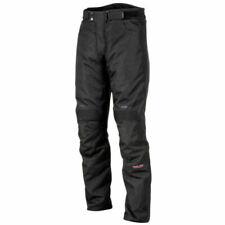 Germot Trento Motorradhose Textilhose wasserdicht schwarz XS bis 4XL