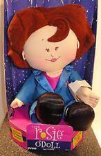 "Rosie O'Donnell Talking Celebrity Plush Doll Rosie's Voice 1997 18"" Tyco"