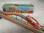 Vintage Brimtoy/Mettoy No. 9/78 Tinplate Big Dipper Roller Coaster