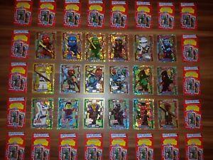 Lego Ninjago Trading Cards Serie 2 LE Karten ...nagelneu...
