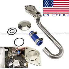 04.5-10 Ford 6.0 6.0L Powerstroke XD180 XDP Updated /& Upgraded Square EGR Cooler