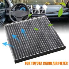 Carbon Fiber Cabin Air Filter 87139-3301 for Toyota Camry RAV4 Camry 2001-2006