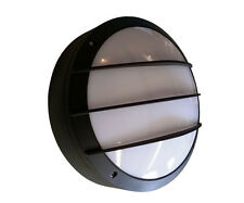 Robus 2 x 26w Surface Mounted Wall Light Grille Bulkhead 2pin G24d-3 Lamp R26WLG