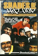 RARE / DVD - SHADES OF HIP HOP / NORE, JAY Z, KID CAPRI, 50CENT, ONYX / RAP US