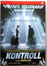 Dvd Kontroll di Nimród Antal 2003 Usato