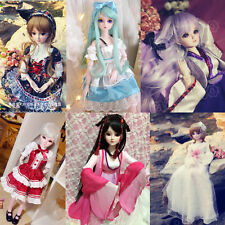 Doll Clothing Suit for 1/3 60cm BJD/SD Girls Doll Toy Dress Uniform Lolita skirt