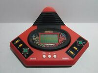 Talking Play By Electronic VTech Football Video Technology Handheld Vintage 1986