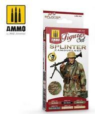 Ammo Mig A.MIG7209 Splinter Camouflage Set