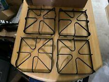 Ge Kenmore Range/Stove/Oven set of four gas burner grates Wb31K10037