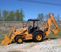 Case 580L 580 Super L Series 2 Loader Backhoes Tractor Parts Manual CK King CD