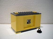 LEGO® Eisenbahn Container gelb  für 3677, 7898, 7938, 7939 - City - NEU 1