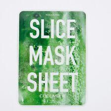 Kocostar Cucumber Slice Hydrating Face & Body Mask – Korean Skin Care Hydrating