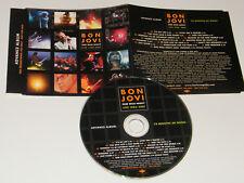 BON JOVI One Wild Night Rare 2001 UK 15-track advance promotional Promo CD
