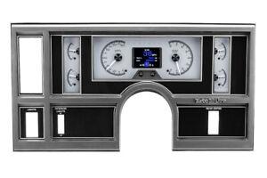 1984-87 Buick Regal / Grand National Dakota DIgital Silver Alloy HDX Gauge Kit