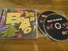 CD VA Bravo - The Hits 98 (40 Song) POLYSTAR WARNER VIRGIN jc