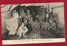More details for henry nourse gold mine mining chinese china tramming boys south africa  am34
