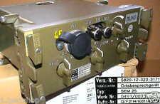Fbg 25 35 sem radios satzsteuer groupe O-fernbesprechgerät BW radio Ham radio y