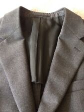 Edles Sakko Von Prada Original Wolle Anthrazit Gr.50 (ital.) NP 900€