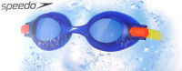 Speedo Junior Swimming Goggles-UV protection-Anti-Fog-wide vision-Speed Fit kids