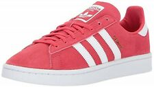 adidas Originals Women's Campus Sneakers. Size US 8.5 M. Color- Pink/White