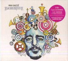 cd GAZZE MAX ALCHEMAYA 2CD SANREMO 2018