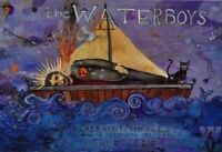 The Waterboys Concert Poster 2001 F-450 Fillmore