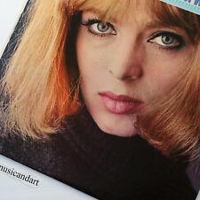 NICO (OF THE VELVET UNDERGROUND) MODEL COVER 1965 ORIGINAL VINYL LP ANDY WARHOL