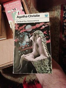 Agatha ChristieOrdeal by Innocence-1973-10th-print,Sml-P/B,See Des.BUY IT NOW.