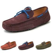 Mens Pumps Slip on Loafers Soft Breathable Bowknot New Driving Moccasins Shoes L