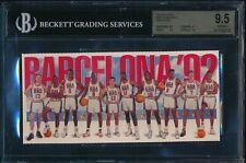 BGS 9.5 TEAM USA 1991-92 Skybox Mark & See Minis OLYMPIC MICHAEL JORDAN GEM MINT