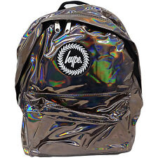 Hype Coffee Bag / Rucksack / Backpack Bag - Holographic - NEW