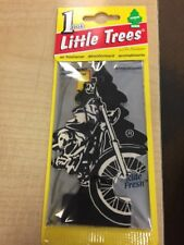 6 Little Tree Ride Fresh ~ Air Freshners ~ Discontinued Scent ~ Fresheners