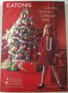 Eaton's Christmas Catalogue, 1968