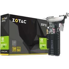 Zotac ZT-71304-20L GeForce GT 710 1GB DDR3 Low Profile PCI-E Video Card 9A97