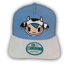 tokidoki Milk Is Power X Adult Flat Brim Snapback Hat