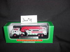 HESS 2010 MINI FIRE TRUCK NEW IN BOX  READY TO SHIP