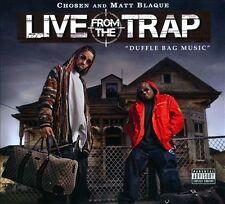 Live from the Trap: Duffle Bag Music [PA] [Digipak] by Chosen Matt Blaque CD NEW