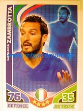 Match coronó World Stars-gianluca zambrotta-Italia