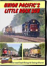 Union Pacific's Little Rock Sub DVD NEW Highball White Bluff Pine C420 BNSF AR