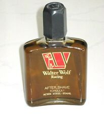 WALTER WOLF RACING AFTER SHAVE FORMULA 1 100 ML VINTAGE 1970's ALESIA PARFUMS