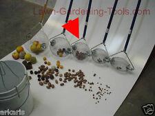 Small Holt's Nut Wizard Roller /Picker Upper Pecans Hazel Nuts Shotgun Shells