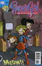 Supergirl: Cosmic Adventures in the 8th Grade #4 VF/NM; DC | save on shipping -