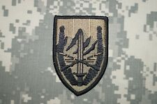 VELCRO ® Military Patch Army US Forces Afghanistan MULTICAM Authentic OCP