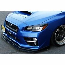 2015 2016 Subaru WRX STi w/ Factory Lip Carbon Fiber Splitter w/ Rods