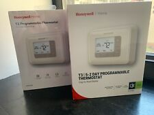 2x $98.65 Honeywell 5-2Day Universal Touchscreen Programmable Thermostat- sealed