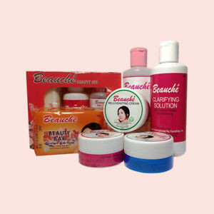 Beauche Skin Care Beauty Set . Glow With Confident 6 pieces.