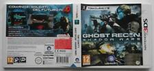 GHOST RECON SHADOW WARS NINTENDO 3DS COME NUOVO