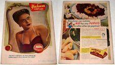 Philippine Iloilo YUHUM Magazine LILIA DIZON 1953